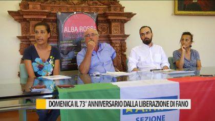 Domenica a Fano il 73° anniversario dalla Liberazione – VIDEO