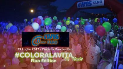 AVIS Colora la vita (29 luglio 2017)