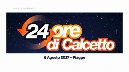 24 ore Calcetto Piagge (6 agosto 2017)