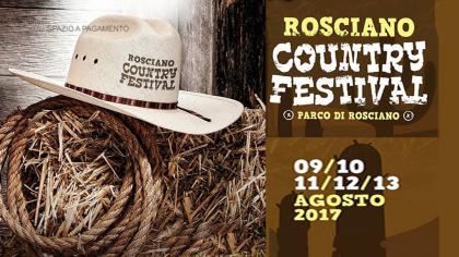 Rosciano Country Festival – prima serata (9 agosto 2017)