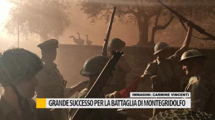 Grande successo per la battaglia di Montegridolfo – VIDEO