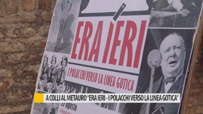 "A Colli al Metauro ""Era Ieri – I polacchi verso la Linea Gotica"" – VIDEO"