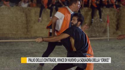 """Palio delle Contrade, vince di nuovo la squadra della """"Croce"""" – VIDEO"""