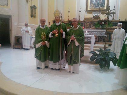 Padre Renato, è il nuovo parroco di Mombaroccio e Villagrande