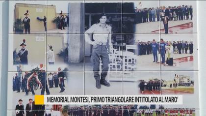 Memorial Montesi, primo triangolare intitolato al Maro' – VIDEO