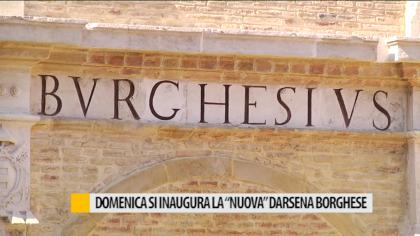 """Domenica si inaugura la """"Nuova"""" Darsena Borghese – VIDEO"""
