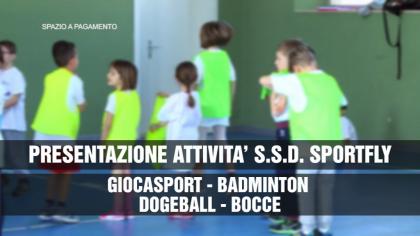 ASI Presentazione attività sportive S.S.D. Sportfly – seconda puntata