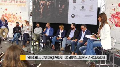 """""""Bianchello d'autore"""", i produttori si uniscono per la promozione – VIDEO"""