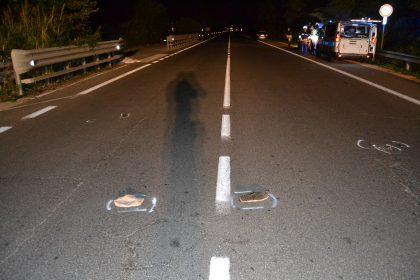 Pedone travolto sulla statale. 83enne di Pesaro muore – VIDEO