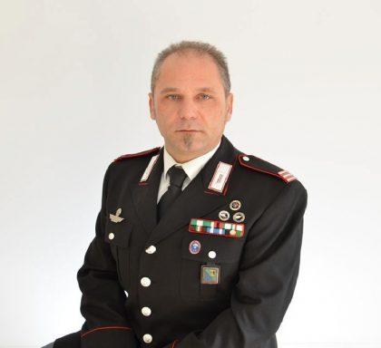 Carabinieri Cagli. Nuovo Comandante