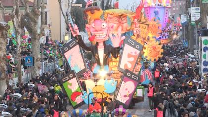 Fano, decisione presa per il Carnevale 2018: entrata a pagamento – VIDEO