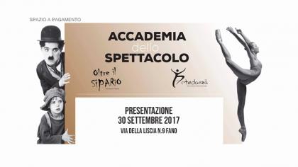 Accademia dello Spettacolo – Presentazione (30 settembre 2017)