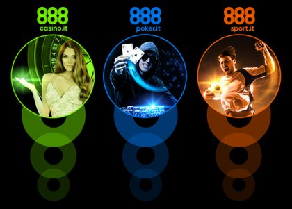 888 punta al poker italiano per varcare le frontiere