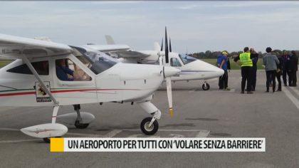 Un aeroporto per tutti con 'Volare senza barriere' – VIDEO