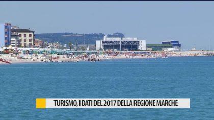 Turismo, i dati del 2017 della regione marche- VIDEO
