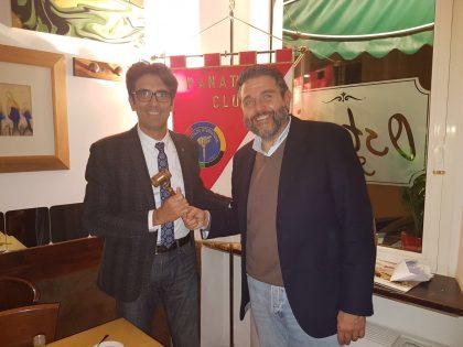 Fabrizio Titonuovo presidente delClub di Fano del PanathlonInternational