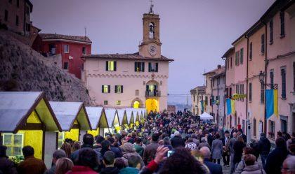 Cartoceto Dop il Festival: esordio bagnato e fortunato