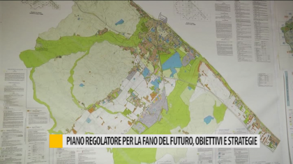 Piano regolatore per la Fano del futuro – VIDEO