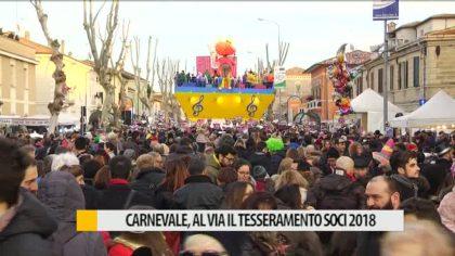 Fano, Carnevale: partito il tesseramento soci 2018 – VIDEO
