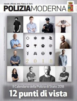 Presentato il calendario 2017 della Polizia di Stato