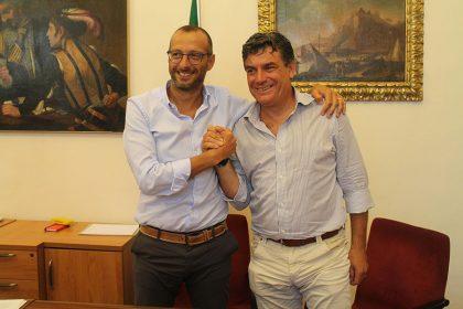 Minacce a Ricci: la solidarietà del sindaco di Fano