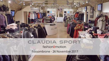 """Rinnovo negozio """"Claudia Sport"""" – Fossombrone"""