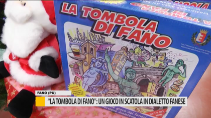 """La tombola di Fano"": un gioco in scatola in dialetto fanese – VIDEO"