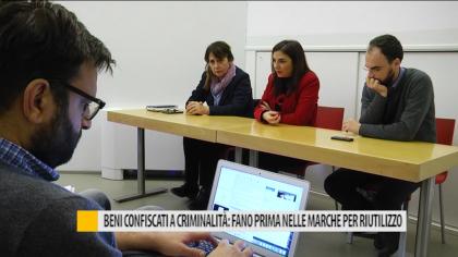 Beni confiscati alla criminalità: Fano prima nelle marche per riutilizzo – VIDEO