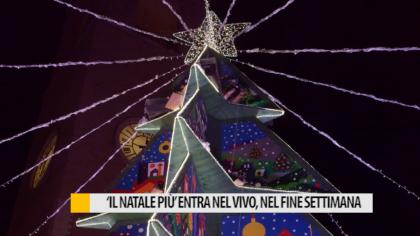 """""""Il Natale Più"""" entra nel vivo nel fine settimana – VIDEO"""