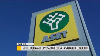 Su delibera ASET opposizione coesa fa saltare il consiglio – VIDEO