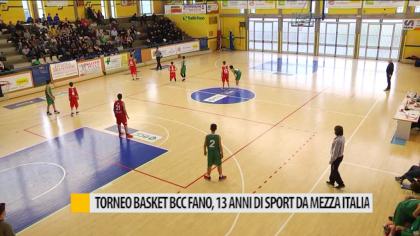 Torneo Basket BCC Fano, 13 anni di sport da mezza Italia – VIDEO