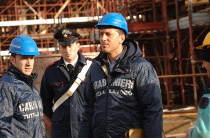 Sei lavoratori in nero, cinque aziende irregolari. In provincia di Pesaro scattano le denunce dei carabinieri