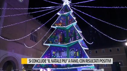 """Si conclude """"Il Natale Più"""" a Fano, con risultati positivi – VIDEO"""