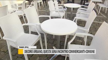 Decoro urbano, questa sera incontro commercianti-comune – VIDEO