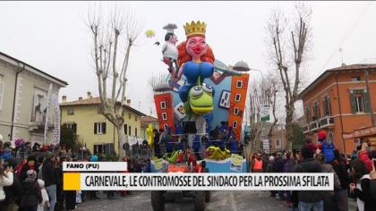 Carnevale, le contromosse del sindaco per la prossima sfilata – VIDEO