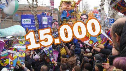 Carnevale: capienza a 15.000 nessuna concessione per domenica prossima – VIDEO