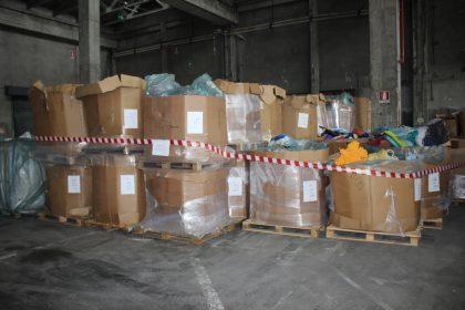 Rifiuti: sequestrate oltre due tonnellate di rifiuti plastici ad Ascoli Piceno