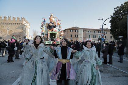 Concluso il Carnevale di Fano, appuntamento al 2019 – VIDEO