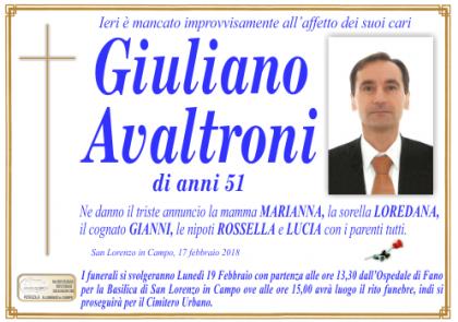 Lunedì pomeriggio il funerale del ristoratore di San Lorenzo in Campo