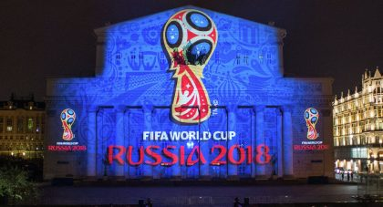 Le scommesse sportive nell'anno dei Mondiali di calcio in Russia