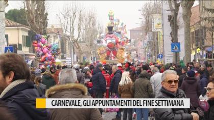 Carnevale, gli appuntamenti del fine settimana – VIDEO