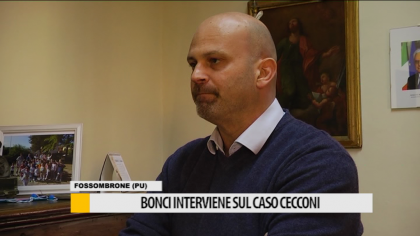 Bonci interviene sul caso Cecconi – VIDEO