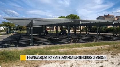 Finanza Ancona, sequestra beni e denaro a imprenditore di energie rinnovabili – VIDEO