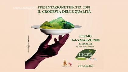 Presentazione Tipicità 2018 – Il crocevia delle qualità (5 marzo 2018)