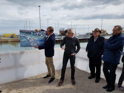Ricci: «Porto rinasce con Cantiere Rossini: progetto da museo»