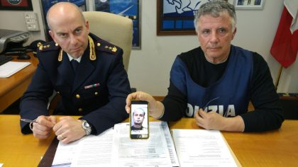 Polizia e Carabinieri di Fano, arrestano pericoloso latitante Albanese – VIDEO