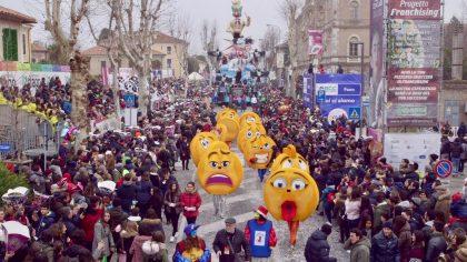 Ecco tutti i numeri del Carnevale di Fano 2018 – VIDEO
