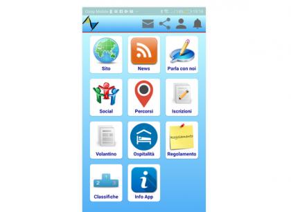 La ColleMar-athon a portata di clic. Attiva la nuova App con tutte  le informazioni utili