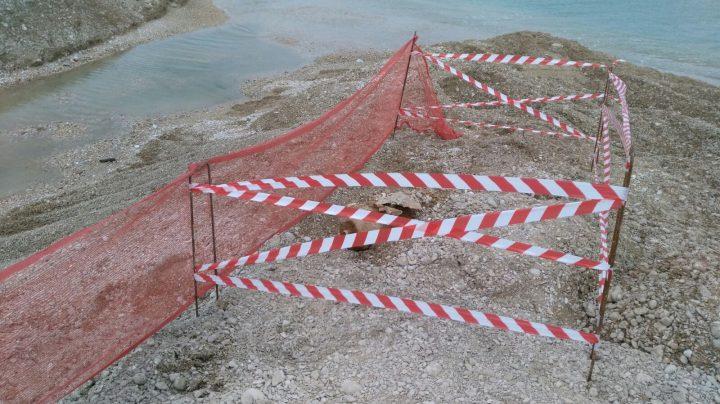 Allarmea A Sassonia Di Fano Evacuazioni In Corso Foto