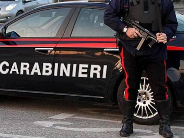 I Carabinieri di Trento hanno arrestato tre malandrini